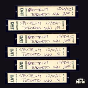 Phish - Phish: 12/12/92 The Spectrum, Toronto, ON (Live)