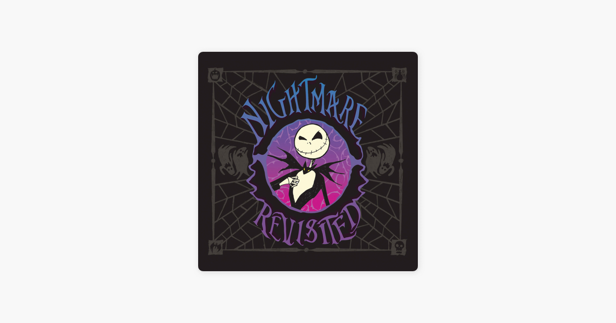 Nightmare before christmas revisited album torrent