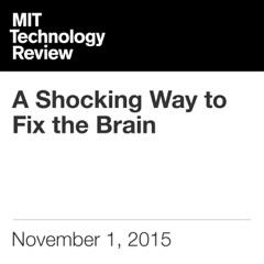 A Shocking Way to Fix the Brain (Unabridged)