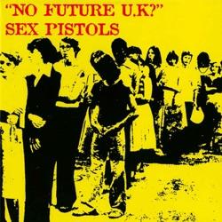 No Future UK? - Sex Pistols Album Cover
