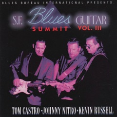 S.F. Blues Guitar Summit, Vol. III