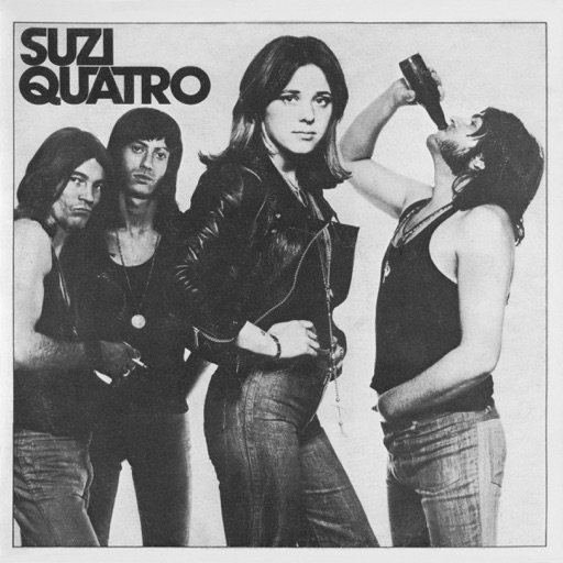 Art for Can The Can by Suzi Quatro