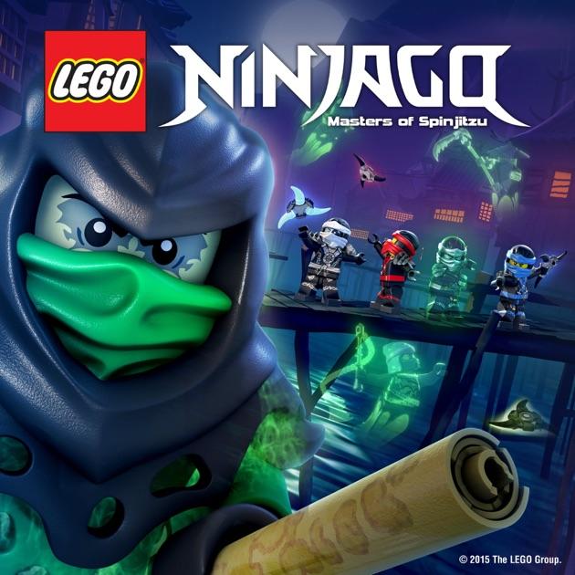 Lego ninjago saison 5 vf sur itunes - Ninjago saison 2 ...
