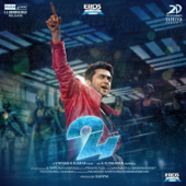 24 (Tamil) [Original Motion Picture Soundtrack]  EP-A. R. Rahman