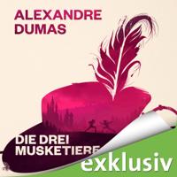 Alexandre Dumas - Die drei Musketiere artwork