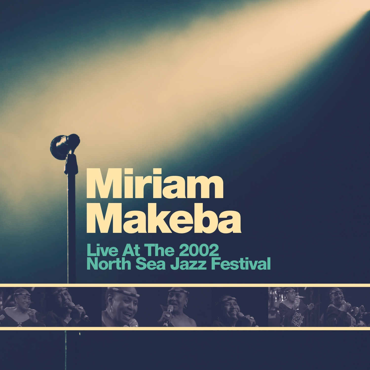 Live at the 2002 North Sea Jazz Festival