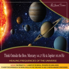 Think Outside the Box: (Binaural Beats & Isochronic Tones Mercury - 141.27 Hz & Jupiter - 183.58 Hz)