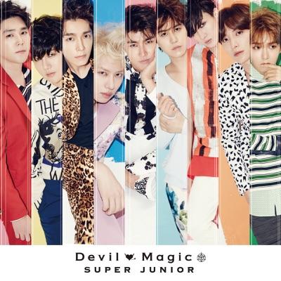 Devil / Magic - Single - Super Junior