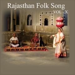Rajasthan Folk Song, Vol. 10