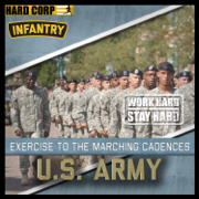 Exercise to the Marching Cadences U.S. Army Infantry - U.S. Army - U.S. Army