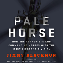 Pale Horse: Hunting Terrorists and Commanding Heroes with the 101st Airborne Division (Unabridged) audiobook
