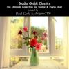 Studio Ghibli Classics: The Ultimate Collection for Guitar & Piano Duet - daigoro789