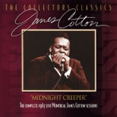James Cotton - Tramp (Live)