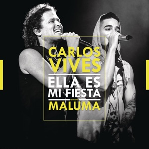 Ella Es Mi Fiesta (Remix) [feat. Maluma] - Single Mp3 Download