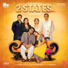 Shankar-Ehsaan-Loy - 2 States (Original Motion Picture Soundtrack) artwork