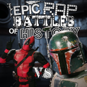 Deadpool vs. Boba Fett - Epic Rap Battles of History - Epic Rap Battles of History