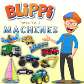 The Tractor Song - Blippi