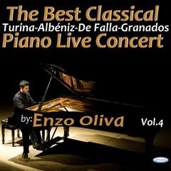 The Best Classical Piano Live Concert, Vol. 4 (Live Recording)