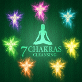 7 Chakras Cleansing – Guided Tibetan Chakra Balancing Meditation, Chanting Om, Soothe Mind, Body & Soul, Reiki Healing Waves