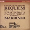 Academy of St. Martin in the Fields & Sir Neville Marriner - Mozart Requiem Album