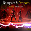 Various Artists - Dungeons & Dragons, Vol. 2: Fantasy Action Music  artwork