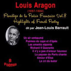 Louis Aragon: Florilège de la Poésie Française 8