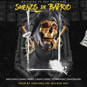 Sueños de Barrio (feat. Baby Rasta, Noriel, Nengo Flow, Tempo, Gocho, Alexio, Jenai & Pusho) - Single Mp3 Download