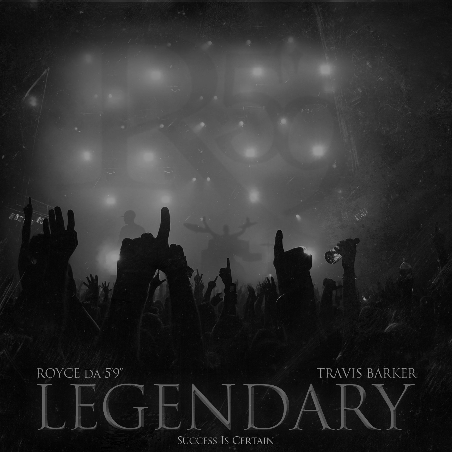 Legendary (feat. Travis Barker) - Single