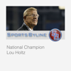 Ron Barr - Coaches Turned Broadcasters: Lou Holtz  artwork