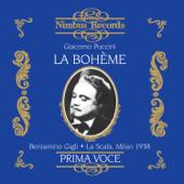 Puccini: La Boheme (Recorded 1938)