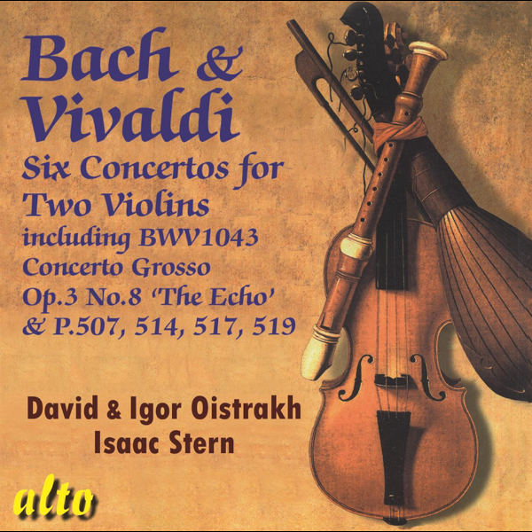a view of vivaldis concerto for two There's quite a big difference between those two styles, the most evident is that in a violin concerto, the main violin has long solo parts vivaldi wrote severalhundreds of violin concertos (and dozens of concetos for different intruments), then if you like the 4 stagioni you'd probably listen to  l'estro armonico op3 , that is.