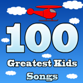 100 Greatest Kids Songs-Kiddie Palooza