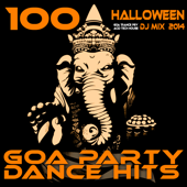 100 Halloween Hits Goa Trance Psy Acid Tech House DJ Mix 2014 - Goa Party Dance Hits