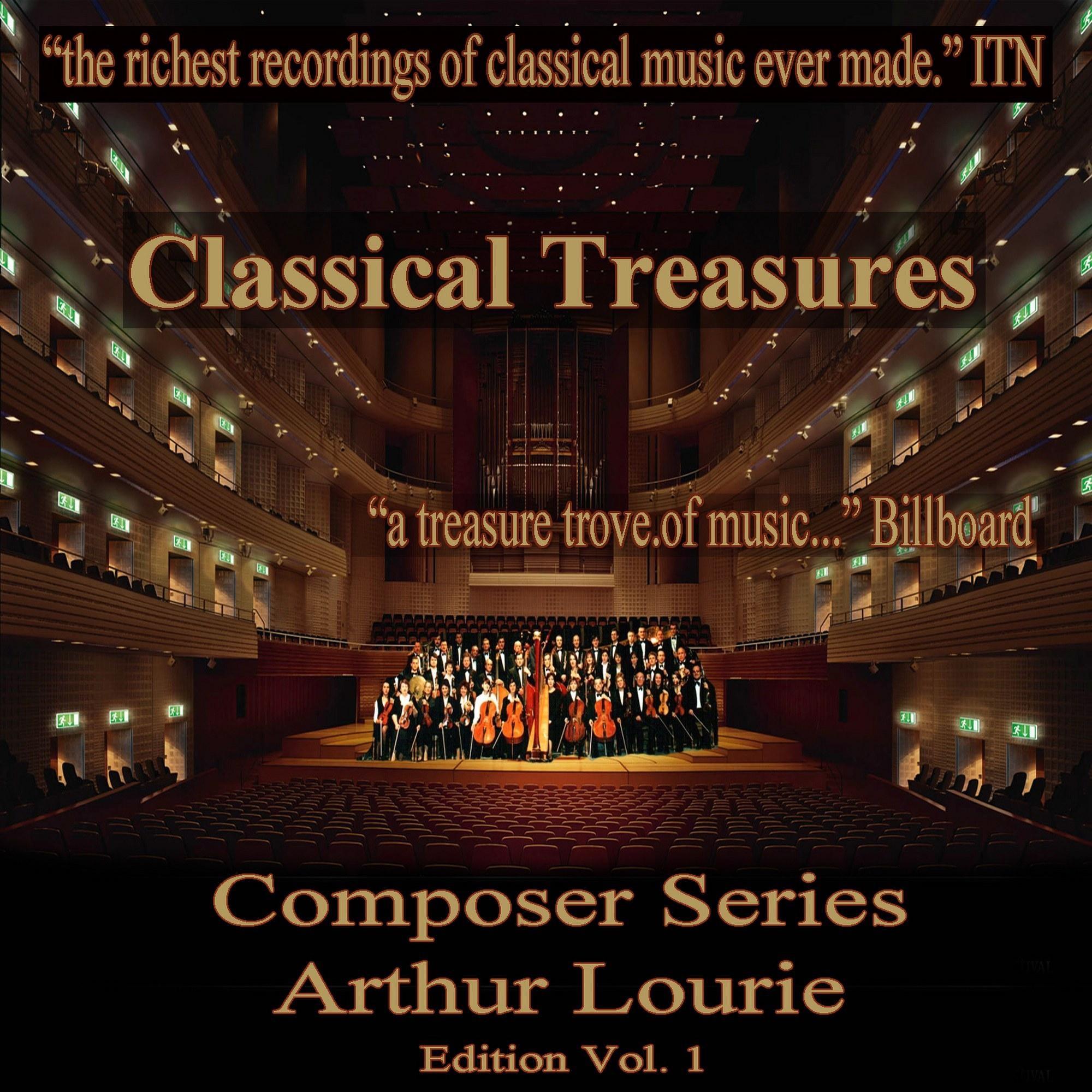 Concerto da Camera for Violin and String Orchestra: II. Aria, lento ma non troppo