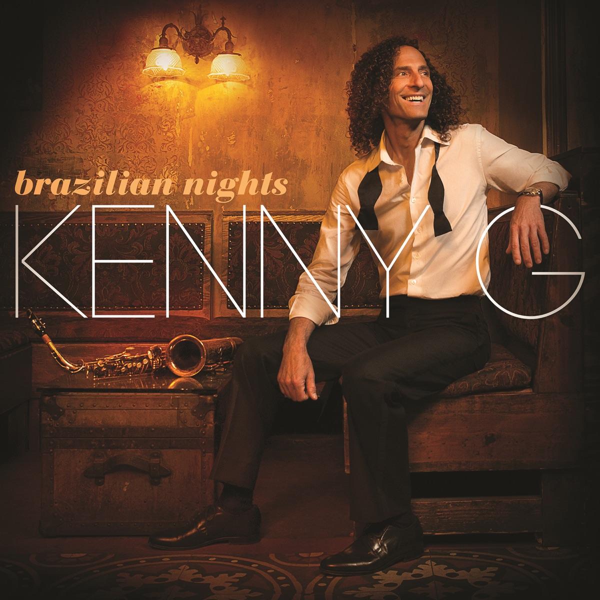 Brazilian Nights Album Cover by Kenny G