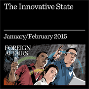 The Innovative State: Governments Should Make Markets, Not Just Fix Them (Unabridged)