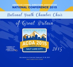 ACDA National Conference 2015 National Youth Chamber Choir of Great Britain (Live)