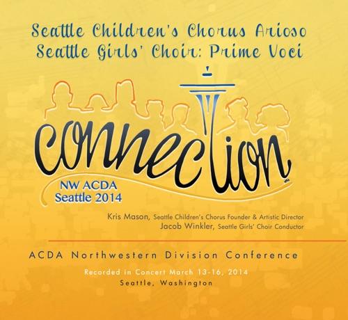 Seattle Children's Chorus Arioso & Kris Mason - Jesu
