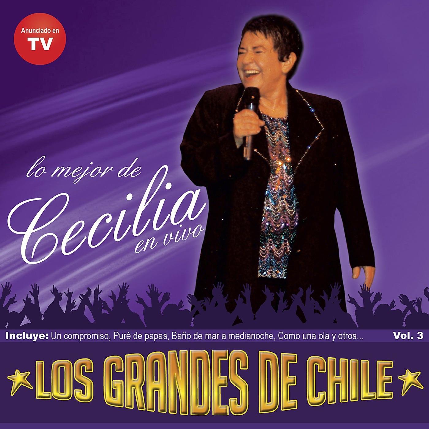 Lo Mejor De Cecilia (En Vivo)