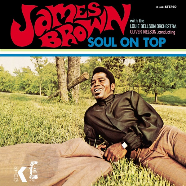 James Brown - Everyday I Have The Blues