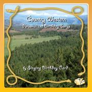 Happy Birthday, Alice (Country Western) - Singing Birthday Card