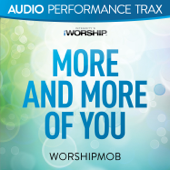 More and More of You (Audio Performance Trax) - EP