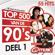 Verschillende artiesten - Qmusic Top 500 van de 90's - Deel 1 (2015)