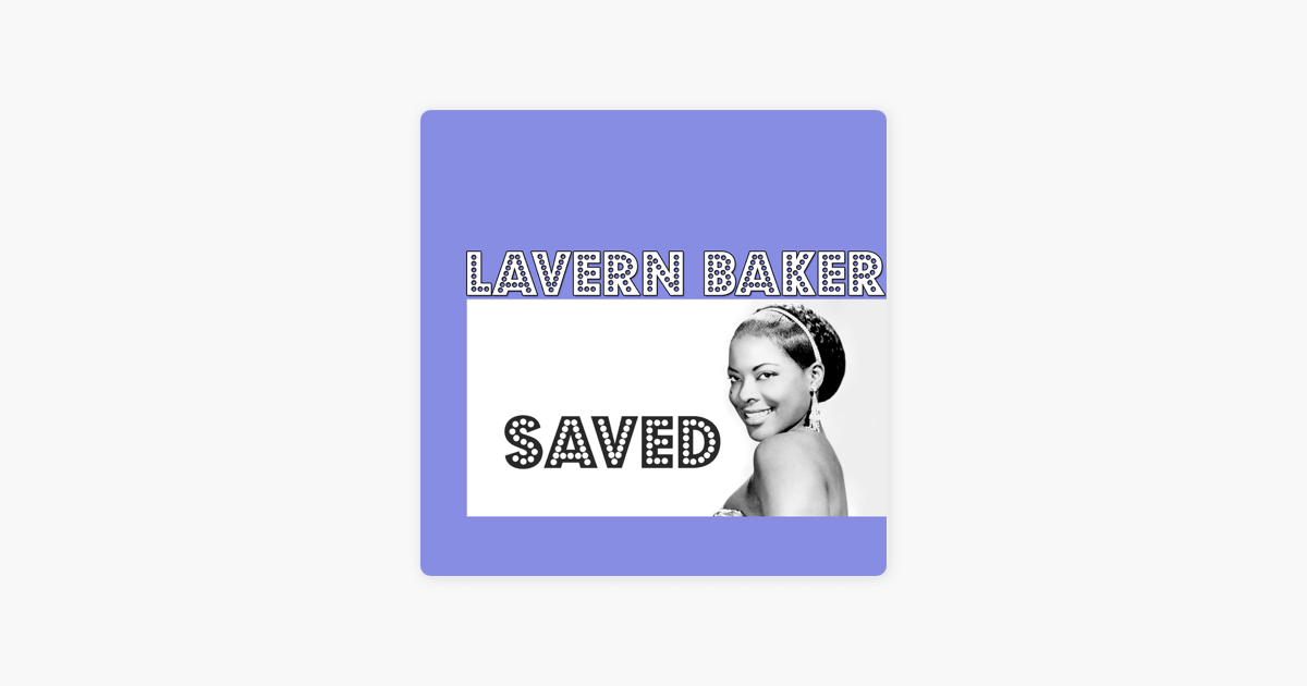 Saved - Single by LaVern Baker