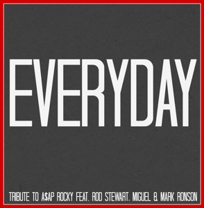 Starstruck Backing Tracks - Everyday (In the Style of a$AP Rocky Feat. Rod Stewart, Miguel & Mark Ronson)