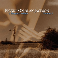 Pickin' On Alan Jackson Vol. 2: A Bluegrass Tribute