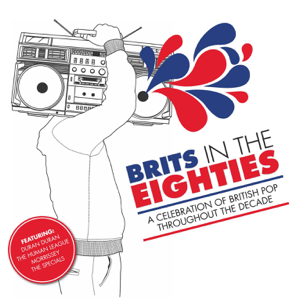 Various Artists - Brits In the 80s