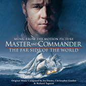 Smoke n'oakum (Master & Commander - OST) - Christopher Gordon
