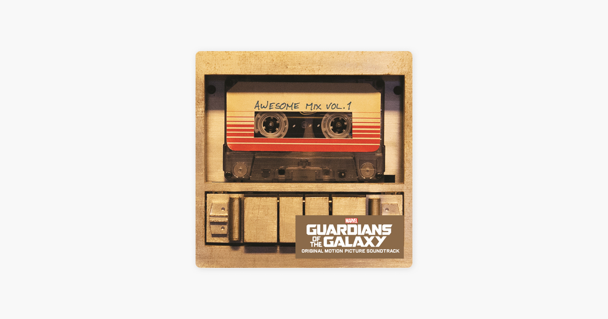 Guardians of the Galaxy  Awesome Mix b6881b6df55