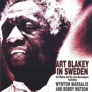 Art Blakey in Sweden (feat. Wynton Marsalis & Bobby Watson)
